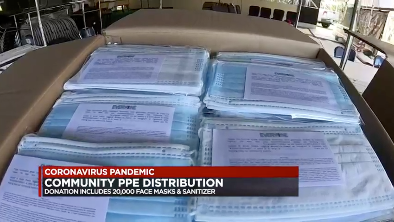 20,000 face masks and hand sanitizer available for hard-hit Pacific Islander community